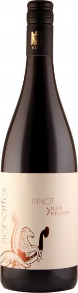 """2019 """"Pinot noir x meunier"""" VDP.Gutswein trocken"""